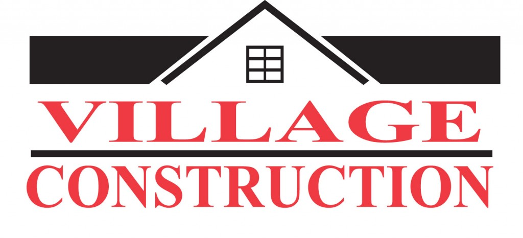 Village Construction Logo